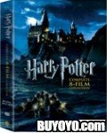 HARRY POTTER YEARS 1-7 PART II BD BOXSET (11-DISCS)
