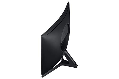 Samsung 27-Inch CRG5 240Hz Curved Gaming Monitor (LC27RG50FQNXZA) – Computer Monitor, 1920 x 1080p Resolution, 4ms Response Time, G-Sync Compatible, HDMI,Black