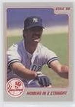 Don Mattingly (Baseball Card) 1988 Star Don Mattingly Yankee Hitman - [Base] #8