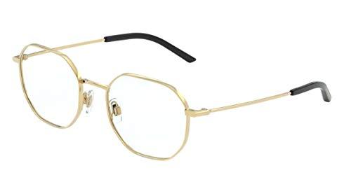 Dolce & Gabbana Gafas de Vista SLIM DG 1325 Gold 51/20/145 hombre