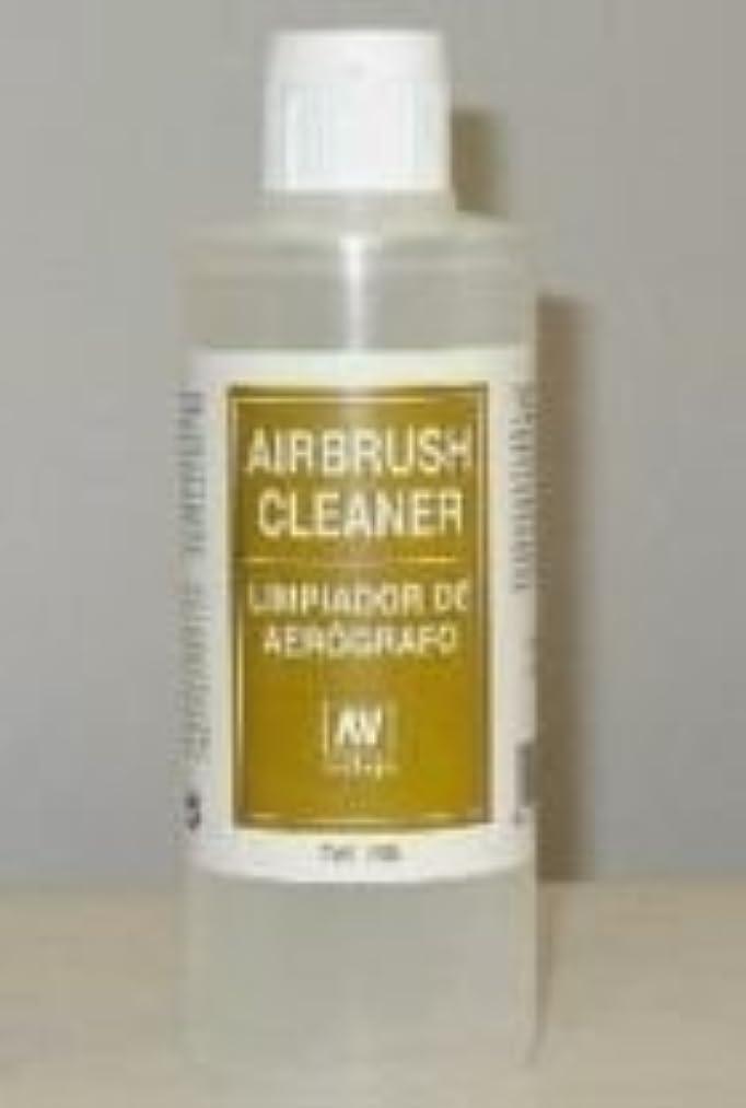 Vallejo 1 X 200Mls Bottle Airbrush Cleaner