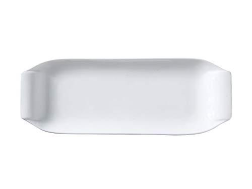 西田(Nishida) 長皿(12号取っ手付き) 寿司皿 すし皿 さんま皿 110274