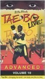 Billy Blanks Tae Bo Live Advanced: Volume 10