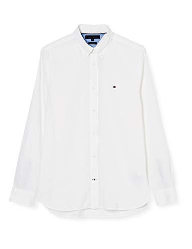 Tommy Hilfiger Cotton Linen Shirt Camisa para Hombre