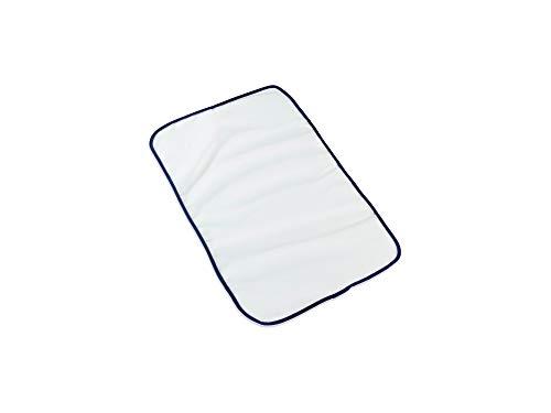 Leifheit Bügeltuch, Bügelschutz verhindert unschöne Glanzstellen, Bügelhilfe schützt empfindliche Stoffe, hitzeresistent bis 200° C