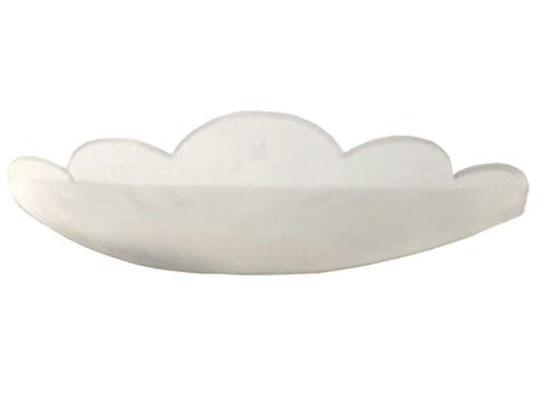 10 Stk. Silikon Pads (5Paare) - silikonpads für Wimpernlifting - Silicon Pad Curler - S, M oder L (M)