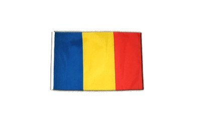 Fahne Flagge Rumänien 30 x45 cm