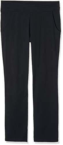 ESPRIT Sports Damen +ocs Pants sl Sporthose, Schwarz (Black 001), W(Herstellergröße: 44)