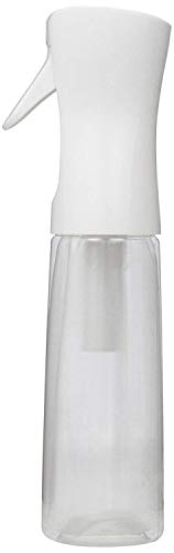 Beautify Beauties Hair Spray Bottle – Ultra Fine Continuous Water Mister for Hairstyling, Cleaning, Plants, Misting & Skin Care (10 Ounce)
