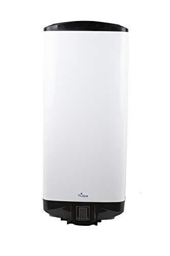 TTulpe TTSMMA100 Flacher elektrischer Warmwasserbereiter mit intelligenter Steuerung Smart Master 100, 230 V, Weiss