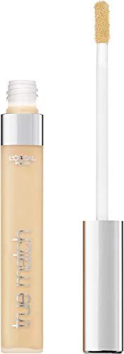 L'Oréal Paris Abdeckstift, Concealer gegen Augenringe und kleine Makel, Perfect Match, 1.N - Ivory, 6,8 ml