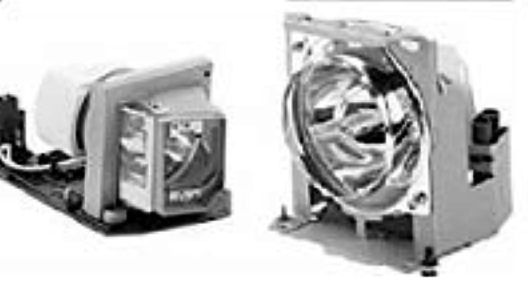 鍔教養があるメトロポリタンAcer x1185プロジェクタ用交換ランプとハウジングPhilipsバルブ内側