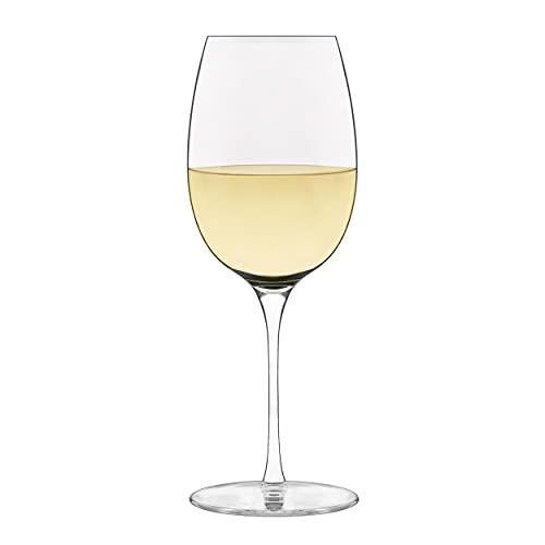 Libbey Signature Kentfield Classic White Wine Glasses, Set of 4