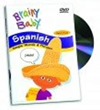 Brainy Baby Learn Spanish Language Classic Edition