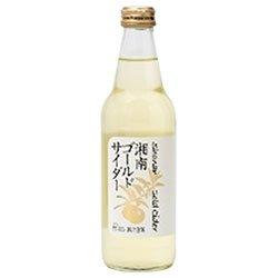 川崎飲料 湘南ゴールドサイダー 340ml瓶×24本入