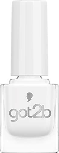 got2b Nagellack Paintology Cloud Nine, stark glänzender & schnelltrocknender Nagellack mit Gel Finish, vegane Nagellack-Formel hält bis zu 7 Tage, 11 ml