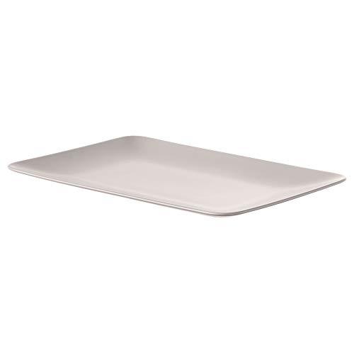 DINERA Teller 20x30 cm beige