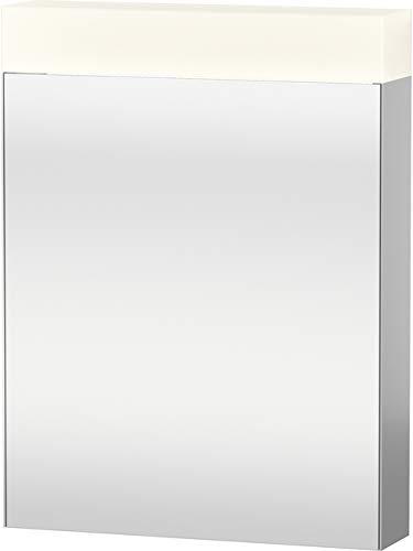 Duravit Spiegelschrank Vero 142x600x800mm 1 Spiegeltür, LED, verspiegelt, VE7500R0000