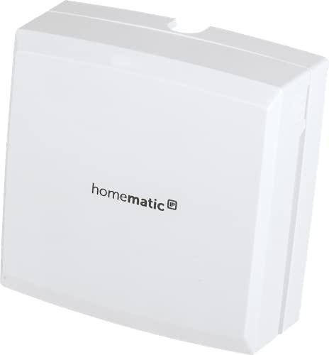 Homematic IP Smart Home Garagentortaster, smarte Garagentorsteuerung zum Nachrüsten, 150586A0