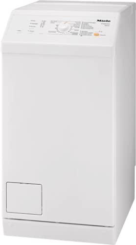 Miele WS 613 WCS, Lavatrice Slim, Express 20 , 70 db, 1200 rpm, Carica dall Alto, 6 kg, Bianco