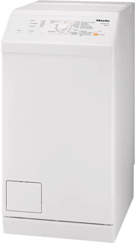 Miele WS 613 WCS, Lavatrice Slim, Express 20', 70 db, 1200 rpm, Carica dall'Alto, 6 kg, Bianco