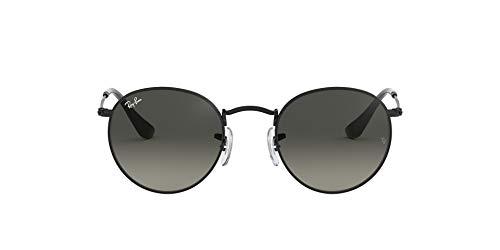 Ray-Ban Herren 0RB3447N 002/71 50 Sonnenbrille, Schwarz (Black/Graygreen)