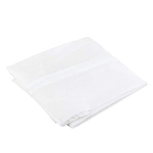 BANGSUN Chaqueta de vestir de cremallera completa transparente transpirable capa a prueba de polvo