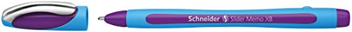Schneider Slider Memo XB, Violet (150208)
