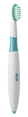 NUK – Lernzahnbürste mit Schutzring - 2