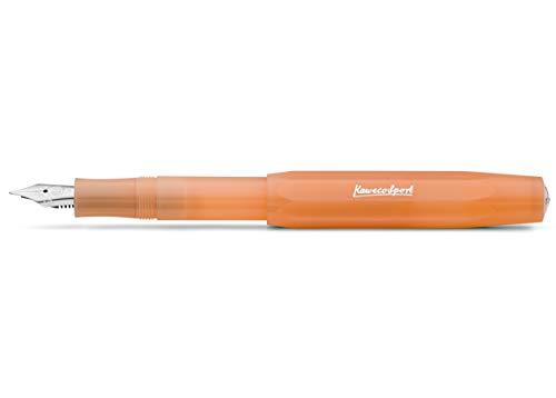 Kaweco Frosted Sport Soft Mandarine F - Pluma estilográfica