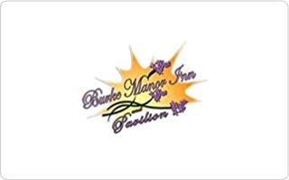 Burke Manor Inn & Pavilion Gift Certificate