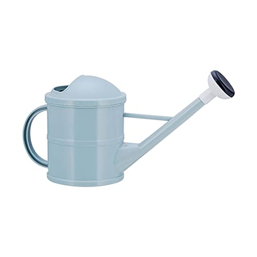 CALIDAKA 1.5L Outdoor Watering cans for Garden Plants with Ergonomic Long Spout Removable Shower Head Small Watering Pot for Indoor Outdoor Plants Flower Bonsai