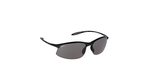 Serengeti Eyewear Sonnenbrille Maestrale, Satin Black, M/L, 7355