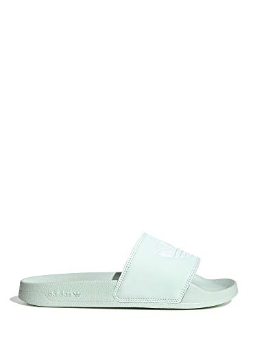 adidas Originals Sandales Femme Adilette Lite, vert, FR: 35 1/2