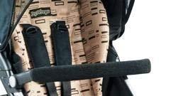 Peg Perego PVC Bügel Nr. 10 schwarz für Peg Perego Si