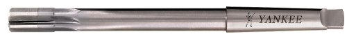 Yankee - 432-0.5938 - 19/32 in Expansion Reamer, Fractional Inch, High Speed Steel, Bright (Uncoated)