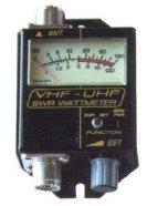 SWR / Power METER for VHF / UHF Ham Radio 120 - 500 MHz 150 Watt -...
