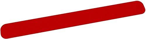 Protector Pala de Padel ZRZ SPORTS Basico sin LOGO ni MARCAS alta calidad (Rojo)
