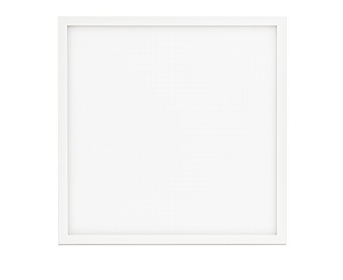 HYC® LED Panel, UGR<19, 620x620mm, 62x62cm, Deckenleuchte, Büroleuchte, blendfrei, UGR19, 32W, 3200lm, Neutralweiß, 4000K, mit Trafo, ultra slimm, 620 x 620 x 8,5mm, 62 x 62cm (1er UGR Neutralweiß)