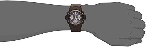 『CASIO (カシオ) 腕時計 G-SHOCK(Gショック) 電波ソーラー AWG-M100SB-2A メンズ 海外モデル [並行輸入品]』の4枚目の画像