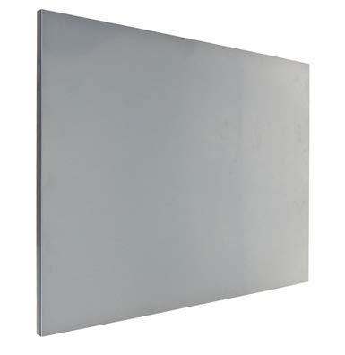 Tableaux Magnétiques en Acier 7/10, 77.6cm x 55.6cm, Aluminium