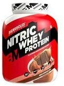 Big Muscles Nitric Whey - 900 g (Rich Chocolate)