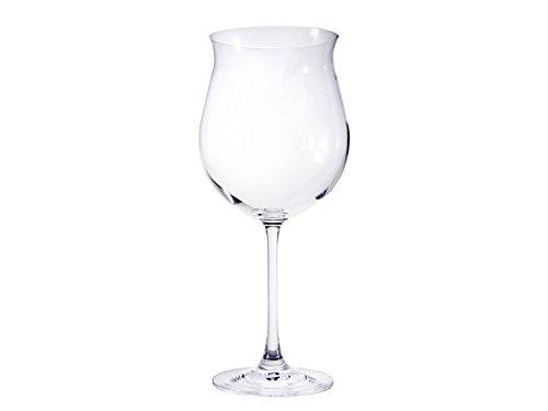 Toujours Cristal de Sèvres Vinea Lot de 2 Verres de Grand Pinot Noir