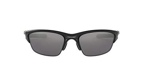 Oakley Half Jacket 2.0 914401 62, Occhiali da Sole Uomo, Nero (Black/Black Iridium)