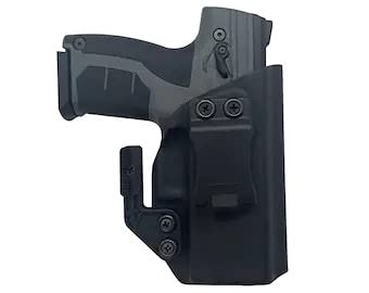 CWC Holsters IWB Kydex Holster Compatible with Byrna HD Gun - Inside Waistband - Mod Wing/ Claw Included- Right or Left-Hand Grip - Various Color Options
