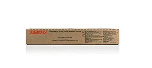 Original Utax 1T02TV0UT0 / PK-5017 K, Premium Drucker-Kartusche, Schwarz, 8000 Seiten