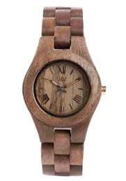 We Wood W-CRISS_NUT_wt Damen Armbanduhr