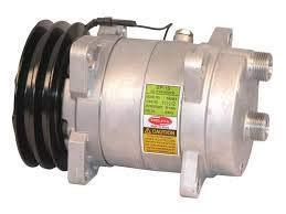 WEBASTO Compressor Air Conditioner 62015200B