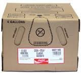 Coke Classic Soda Syrup Concentrate 5 Gallon Bag in Box