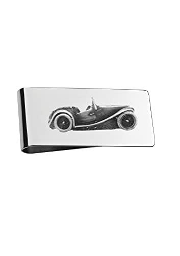 Classic Car Midget TC ref136 - Soporte para clip de dinero (peltre)